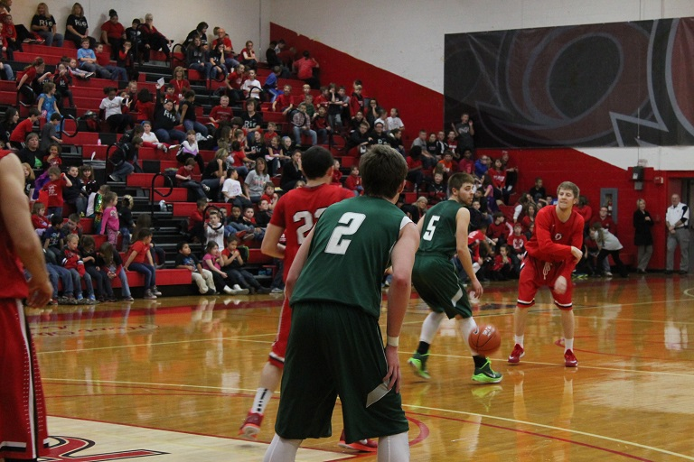 22nd Rio Elementary Game vs OU-Chillicothe (2) Photo