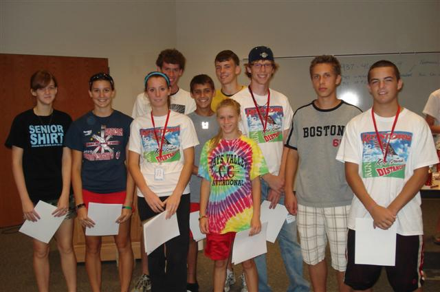 2nd 2010 Distance camp Photo