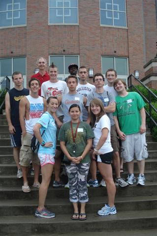 10th 2010 Distance camp Photo