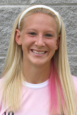Rio Grande's Kasey Crow scored four goals and assisted on another in a 9-3 win over the Univ. of the Cumberlands