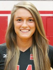 Autumn Snider had a big day on Saturday, helping Rio defeat Davis & Elkins and Glenville