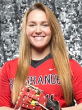 Junior Kim Rollins had two hits and three RBI in Monday's win over Ohio Christian