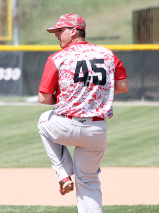 Rio Grande alum David Steele has been named to the 2015 Pecos League All-Star Game