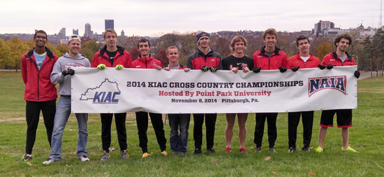 The Rio Grande men's cross country team will run in Saturday's NAIA National Championship.