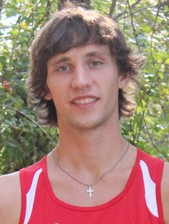 Junior Blake Freed had Rio Grande's top finish in Friday's All-Ohio Championships