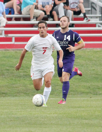 Rio's Pau Rodriguez and the rest of the RedStorm open the 2015 season at Taylor on Saturday night