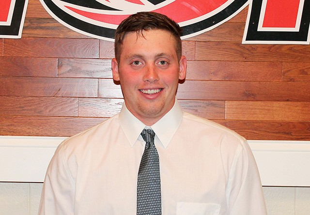 Rio Grande junior Collin Powers was named a Daktronics-NAIA Scholar-Athlete on Wednesday