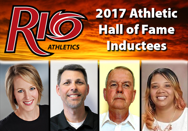 The Rio Athletic Hall of Fame's 2017 inductees include Sarah Drabinski, Jeff Lanham, Don Trainer and Alkia Fountain