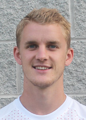 Senior midfielder Oliver Hewitt-Fisher is among a Rio Grande trio named 2012 Daktronics-NAIA Scholar-Athletes