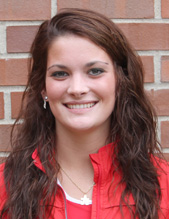 Rio Grande's Amy Lower was named a Daktronics-NAIA Scholar-Athlete on Saturday