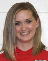 Rio Grande's Erin Sherman had 11 kills to lead the RedStorm in Monday night's 3-0 win over Pikeville