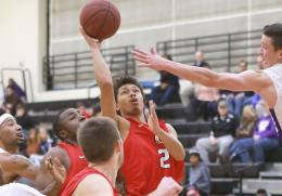 Rio Grande's Will Hill was among those named to the All-River States Conference First Team on Tuesday