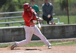Rio Grande senior Carlos Flores was named RSC Player of the Week on Monday