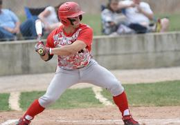 Rio's Kam Herring had a home run, a double and four RBI in Monday's game one win over Ohio Christian
