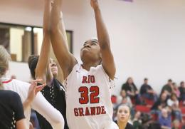 Rio's Alexis Payne scored a season-high 24 points and surpassed the 1,000-point mark for her career in Friday's 92-78 win ove