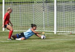 Rio junior goal keeper Andrea Vera was named RSC Defensive Player of the Week on Tuesday